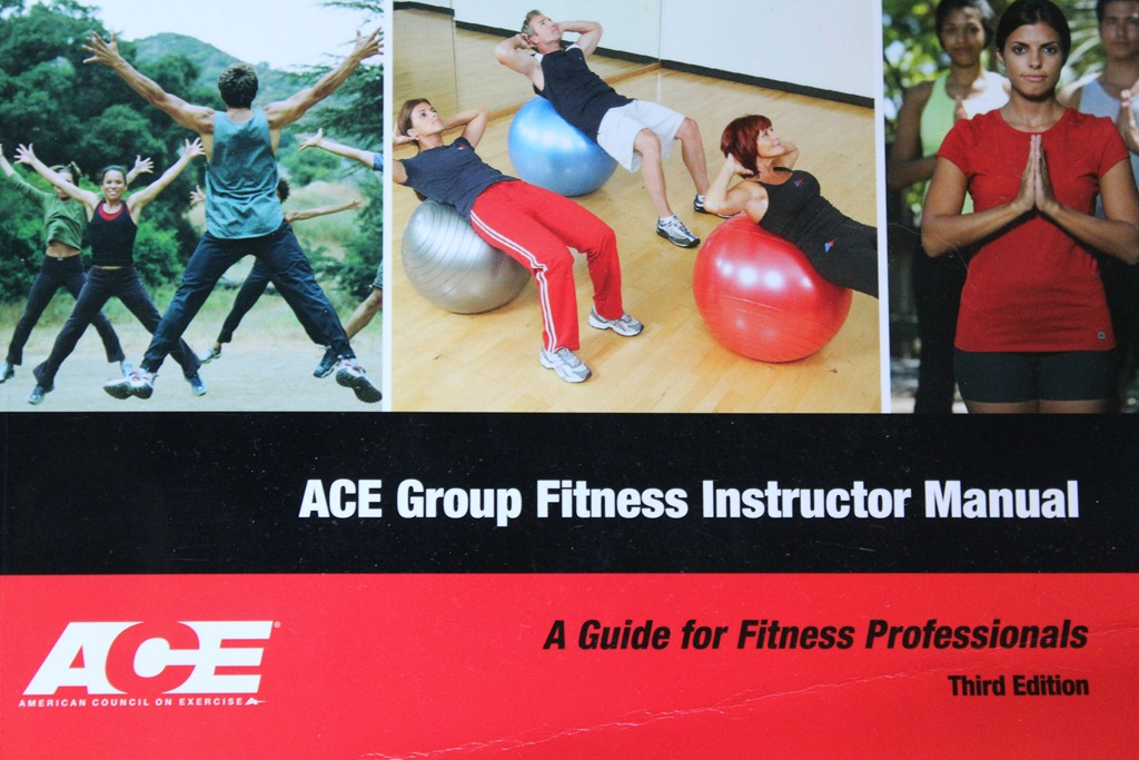 ACE Group Fitness Instructor (GFI) Exam - Paige Kumpf