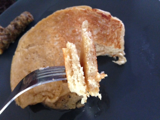 What I Ate Wednesday: FlapJacked Protein Pancakes