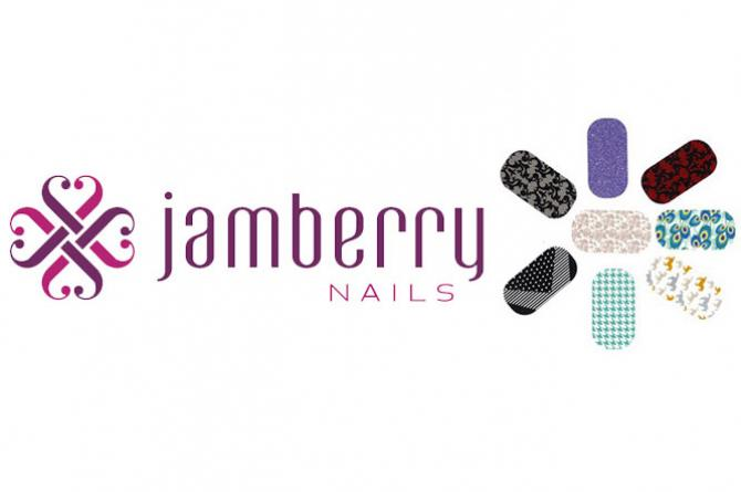 Jamberry Nails Review - Paige Kumpf