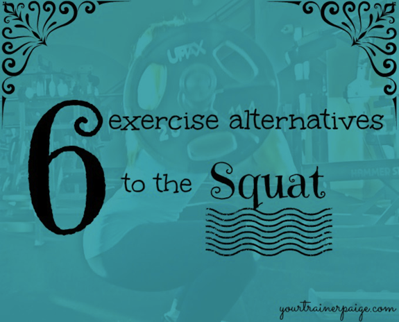 6 Exercise Alternatives to the (barbell) Front Squat ...