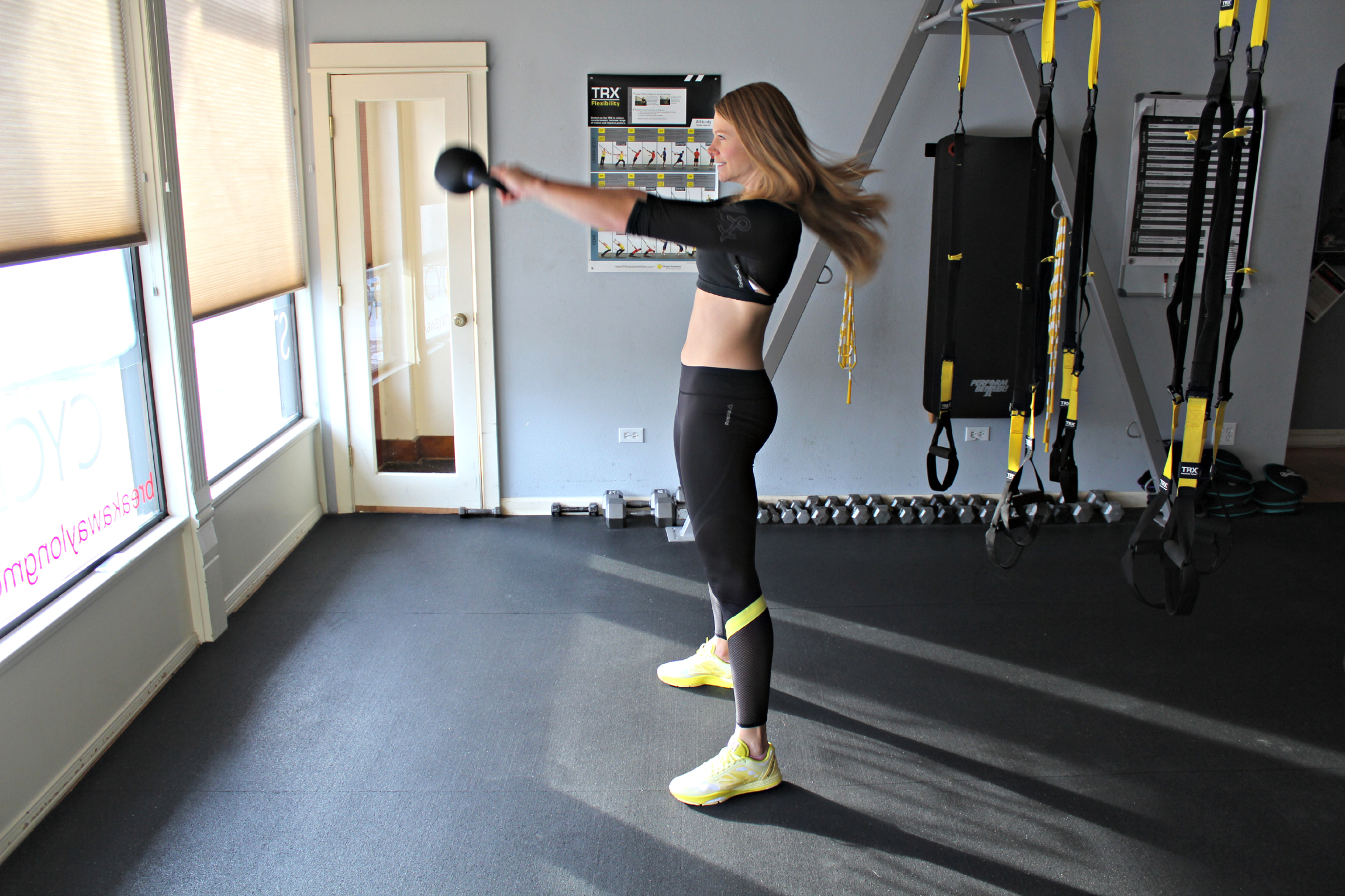 glute building