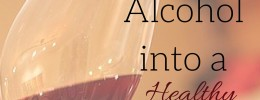 How to Fit Alcohol