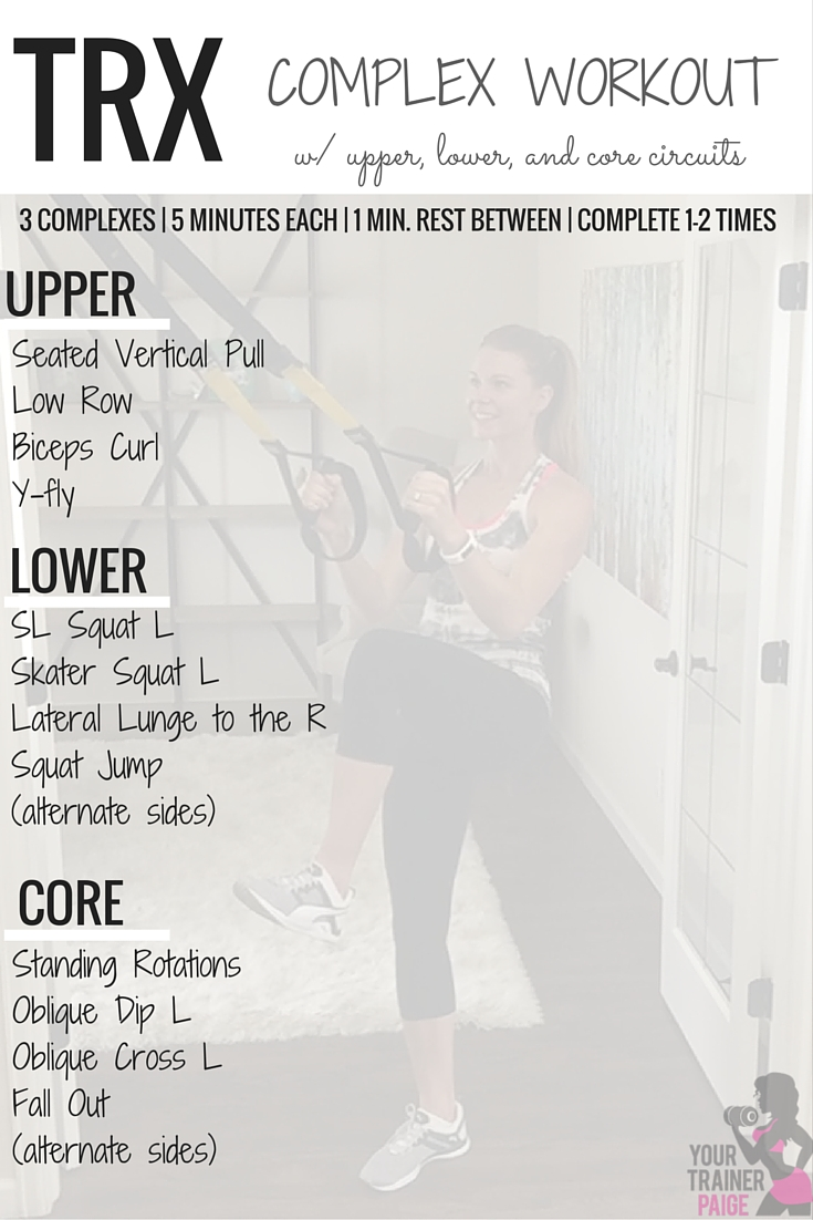 It is a photo of Ridiculous Printable Trx Workout
