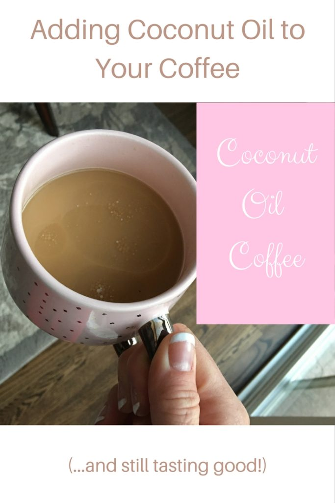 How to Make Coconut Oil in Your Coffee Taste Good